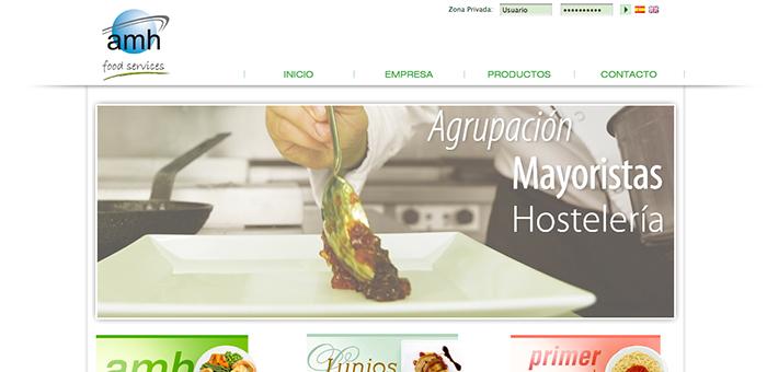 pagina web agrupacion mayoristas hoteleria barcelona