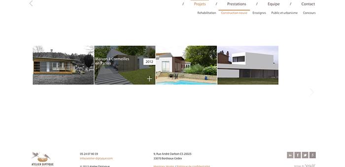 pagina web de atelier-diptyque barcelona