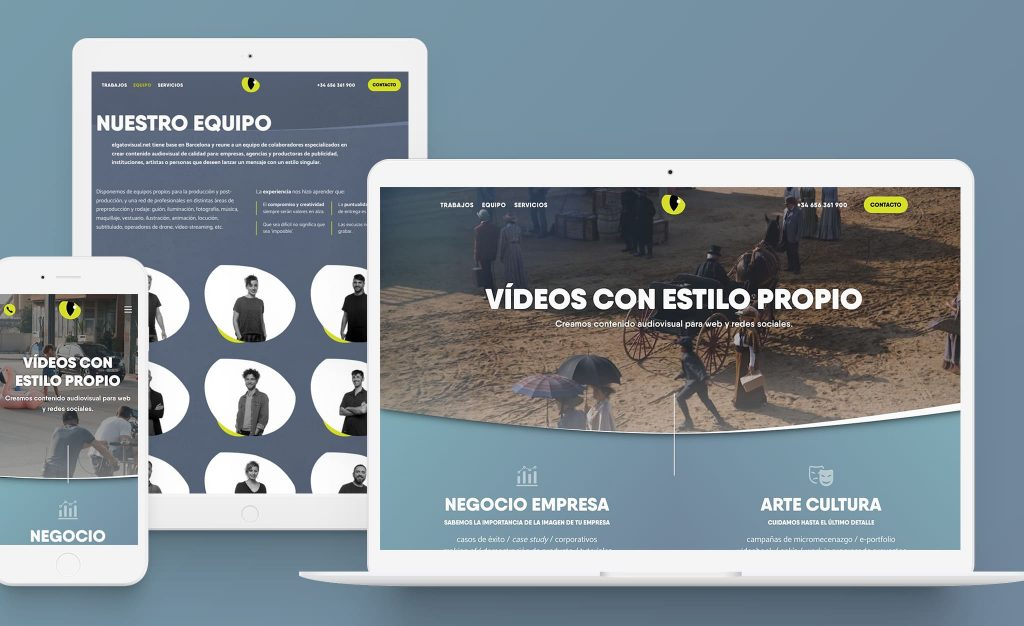elgatovisual website