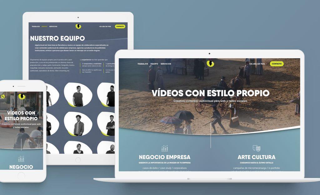 elgatovisual website