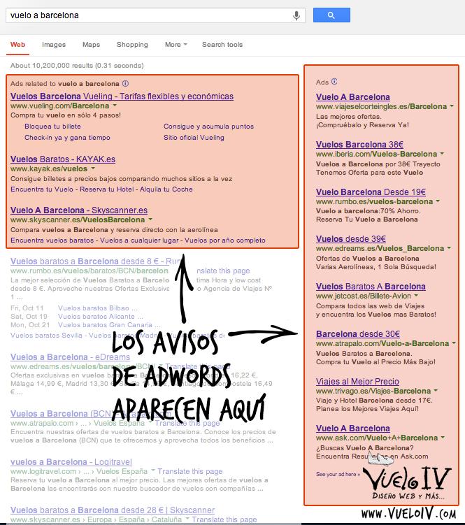 publicidad buscadores barcelona