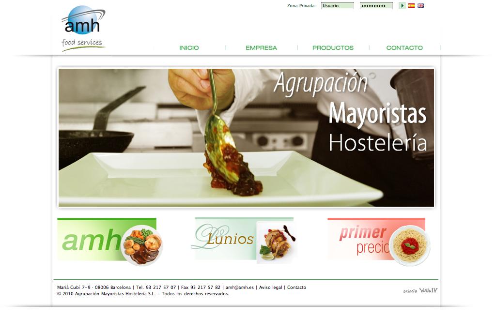 amh food services